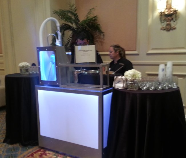 event catering nitro dragons breath available for events event